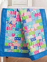Baby Bricks Quilt Pattern by Children Baby Patterns