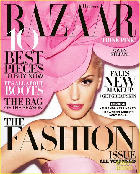 Is Cover Of Harpers Bazaar gwen stefani covers s bazaar september 2012