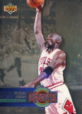 1993 upper deck holojam michael jordan #4 basketball card
