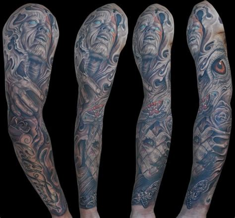 random tattoo sleeve sleeves random collection
