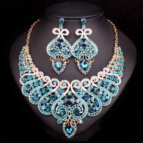 landau jewelry costume jewelry bridal jewelry fashion bridal jewelry sets wedding necklace earring for
