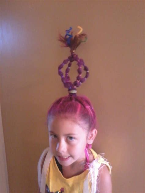 hairstyles to do for crazy hairstyles for kids top crazy 30 best images about crazy hair day on pinterest crazy