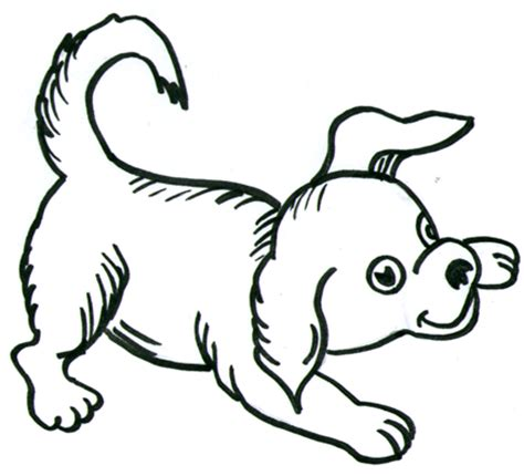 Drawing Dogs by Simple Drawing Clipart Best