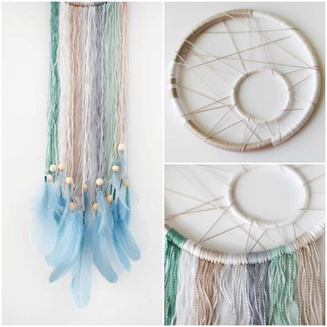 how to make catchers with the gallery for gt how to make a dreamcatcher step by step