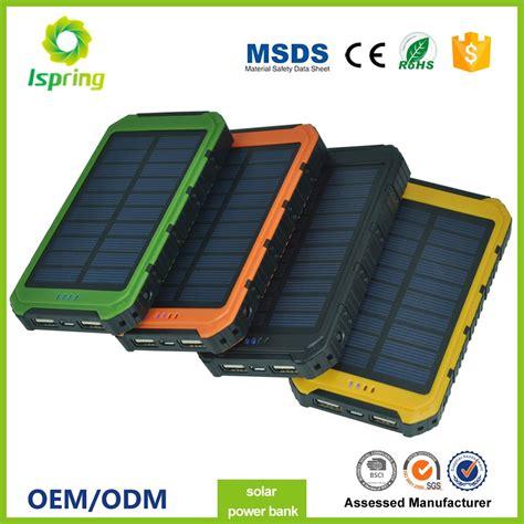 banche a potenza impermeabile solare di potenza banca banca di potere 10