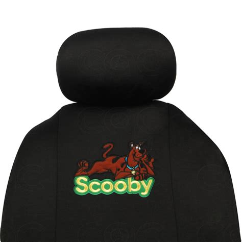 Cover Front Scoopy Original Ahm official scooby doo seat covers for car suv front rear