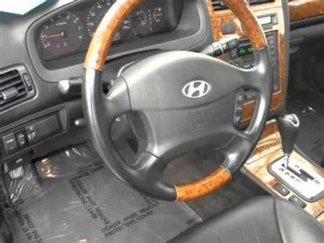 automobile air conditioning repair 2002 hyundai xg350 regenerative braking 2005 hyundai xg350 4dr l auto leather sunroof youtube