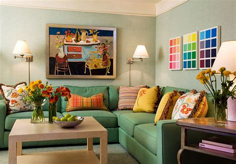 colorful living room colorful living rooms traditional home