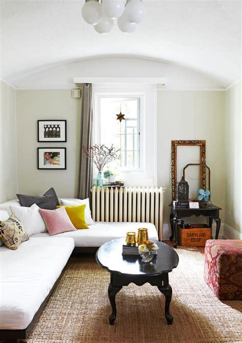 eclectic living room designs