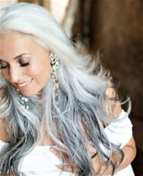 long gray hairstyles for women over 50 50 hot hairstyles for women over 50