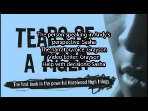 tears of a tiger book report tears of a tiger book trailer