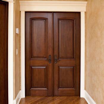 nice design glass strip entry interior front wooden door