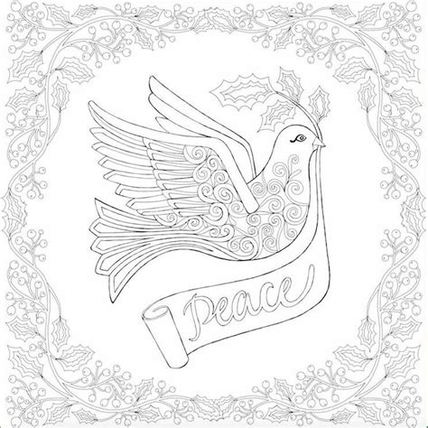 dove color peace dove coloring page coloring pages printables