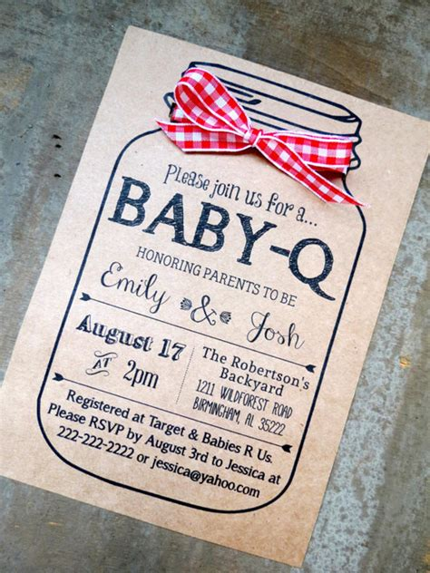 Baby Q Shower by Baby Q Planning A Baby Shower On A Budget Diy Network