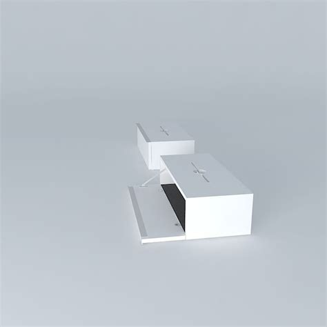 cabinet for router and modem ikea ludvig router modem wall cabinet 3d model max obj