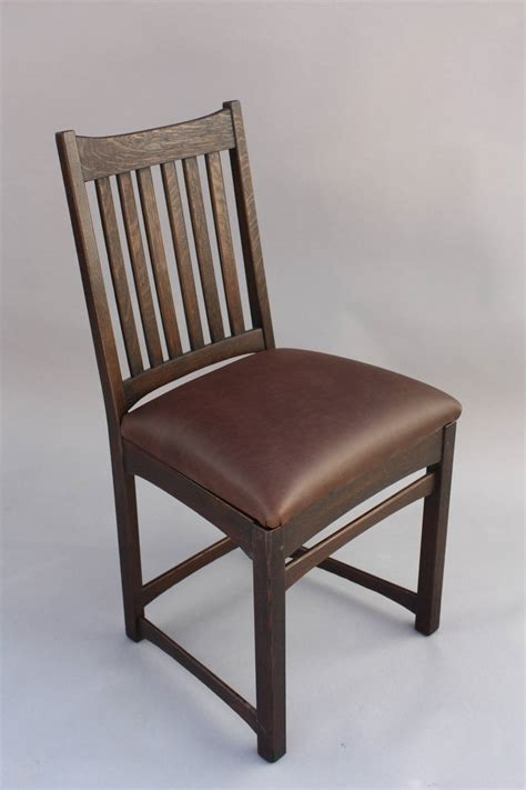 Mission Chairs For Sale by Antique Pair Of Lifetime And Crafts Mission Side