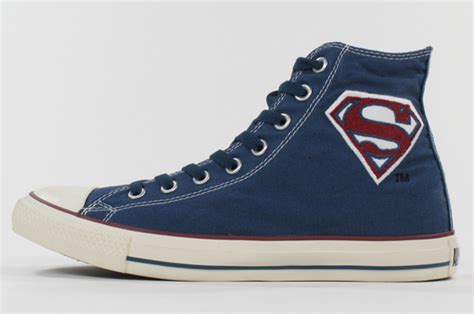 Harga Converse X Dc Comic converse x dc comics 2011 footwear collection