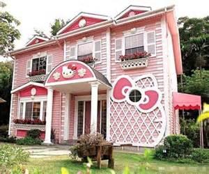 hello kitty mansion super cute hello kitty house design