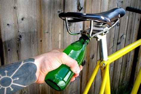 bike seat bottle opener bike gear 23 great gifts for the cyclist hiconsumption