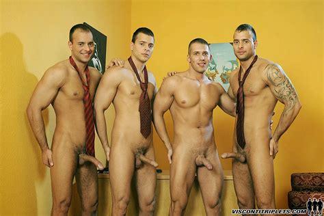 Gayforeverbrasil Fuck Triplets Gay Visconti G Meos Pelados Nude Porn Twins Big Cock