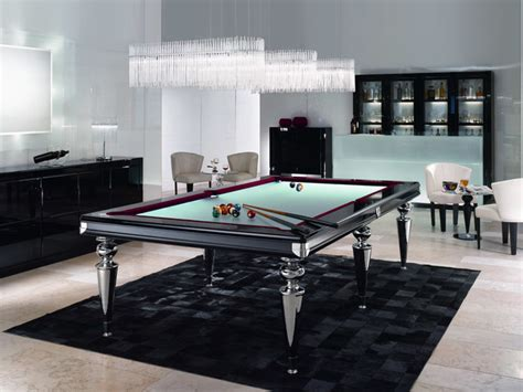 pool room furniture glass pool table billiard table contemporary family room orange county by