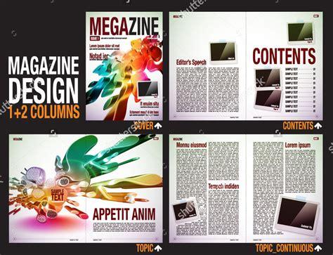 magazine layout trends 9 advertising magazine designs design trends premium