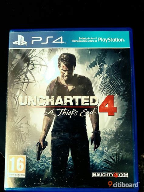 Bd Ps4 Uncharted 4 Se uncharted 4 ps4 norrk 246 ping citiboard