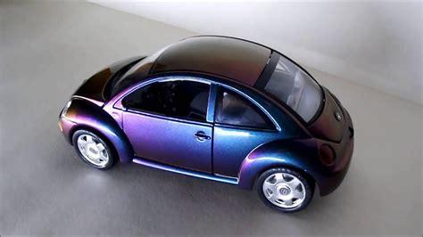 Burago Volkswagen New Beetle 1998 1 18 Scale Gold Collection New volkswagen new beetle special edition 1998 1 18 scale bburago