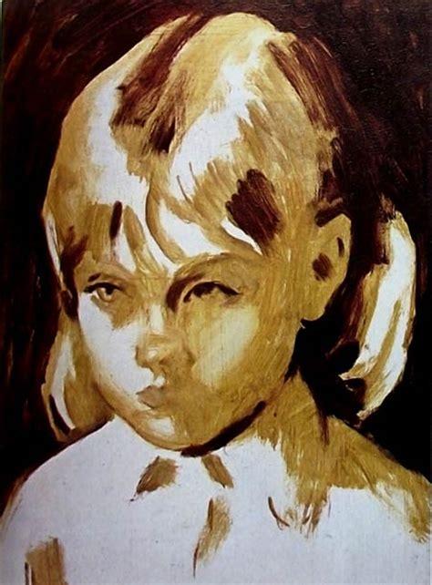 imagen d tinturas d cabello paso a paso para pintar el retrato de una ni 241 a pintura y