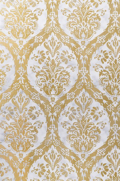 wallpaper gold print 1920s wallpaper print google search vintage garden