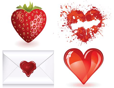 hearts images for valentines glossy hearts graphicskeeper