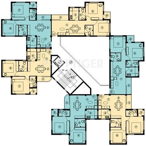 bengal shelter neeldiganta property 09999620966 bengal 780 sq ft 2 bhk 2t apartment for sale in bengal shelter