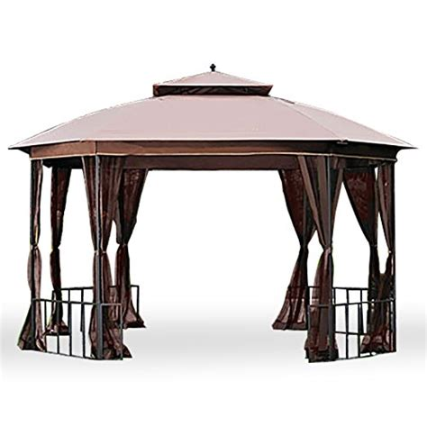 big w gazebo garden winds replacement canopy for big lot s
