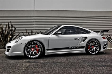 Vrt Porsche by Porsche 997 Turbo By Vrt Carangoweb
