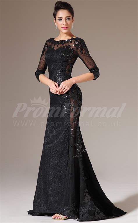 long sleeve lace prom dresses black lace prom dresses black lace mermaid long prom dress