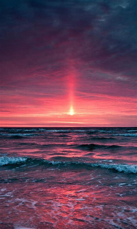 z10 wallpaper tumblr wallpaper nokia lumia blackberry z10 sunset sea