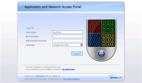 Pattern Based Password | winfrasoft touts pattern based password alternative the