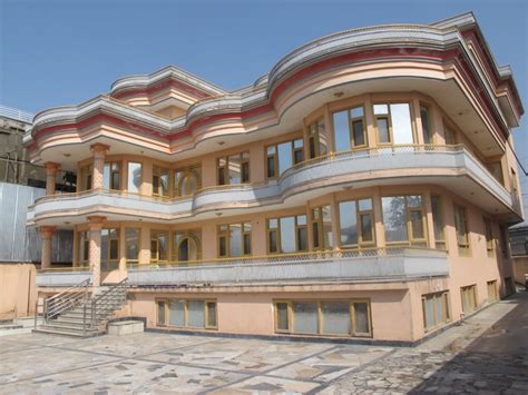 Row House Plans Departure Of Foreigners Collapses Housing Market For Kabul