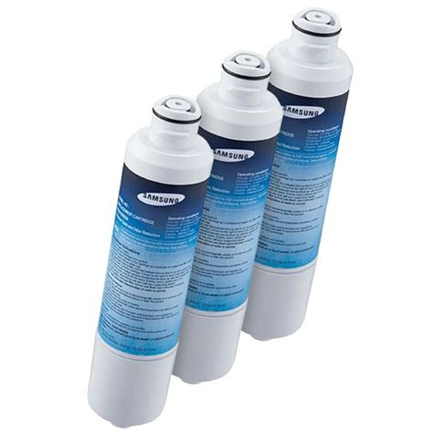 samsung refrigerator water filter  pack haf cin p