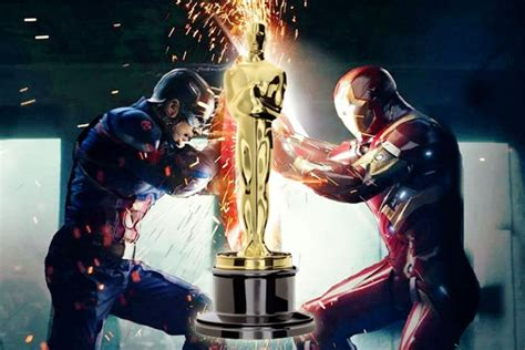marvel film oscars could captain america civil war actually win at the oscars