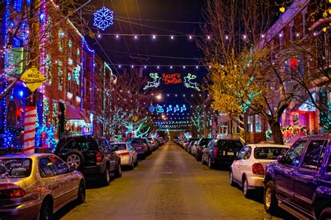 roundup top places to view holiday lights in and around