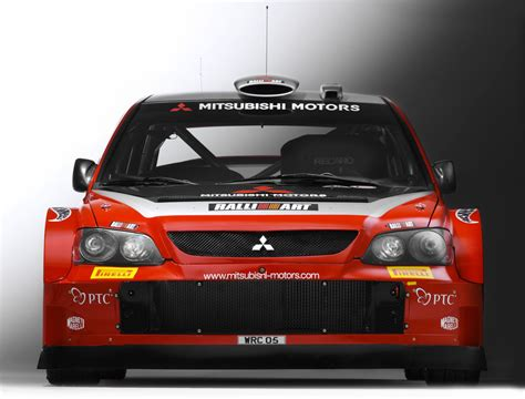 wrc mitsubishi mitsubishi lancer wrc 05 all racing cars