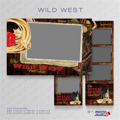 photo booth template psd west photoshop psd files photo booth talk