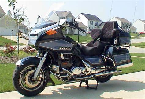 Suzuki Gv1400 Cavalcade My Suzuki Pages Pictures Of Visitors Suzuki Motorcycles