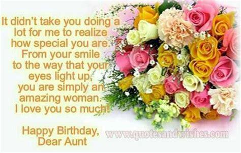 happy birthday dear aunt happy birthday pinterest