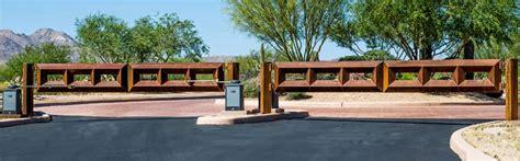 commercial gates  tucson kaiser garage doors gates