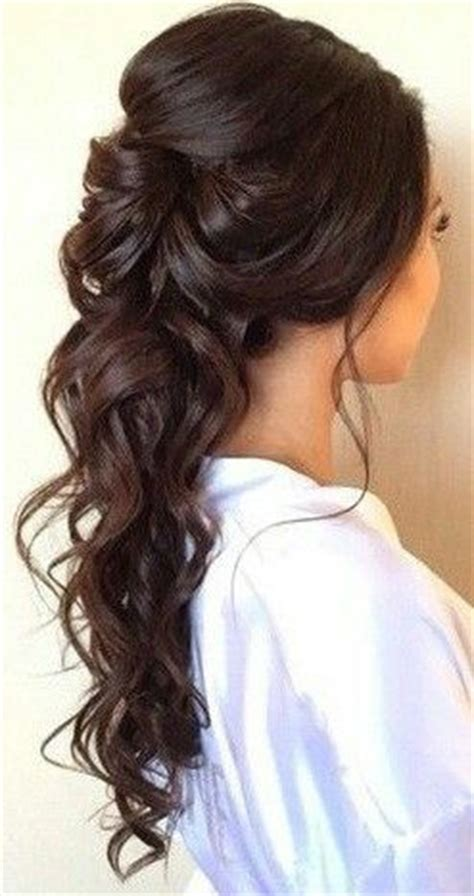down hairstyles for ball 1000 ideas about half up half down on pinterest prom