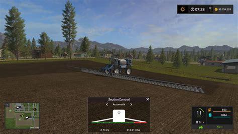 mod of let s farm game sprayer addon ls 17 farming simulator 2017 17 ls mod