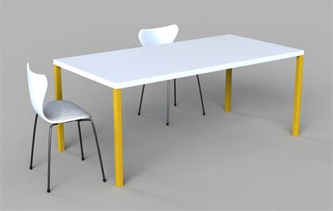 tavolo corian arco arredo design in dupont corian 174 tavolo in