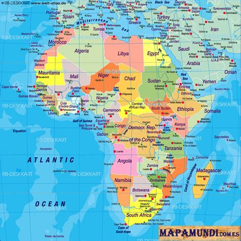 europa y africa mapa etiquetas mapa mapa de africa mapamundi politico